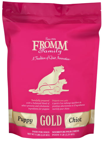 Fromm Family Puppy Gold Food for Dogs