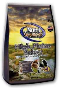 NutriSource High Plains Select Dog Food
