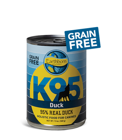 Earthborn K95™ Duck Formula For Dogs