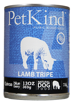 Lamb Tripe Canned Formula for Dogs