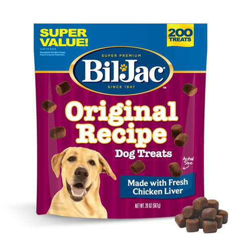 Bil-Jac Liver Dog Treat, 20 Ounces