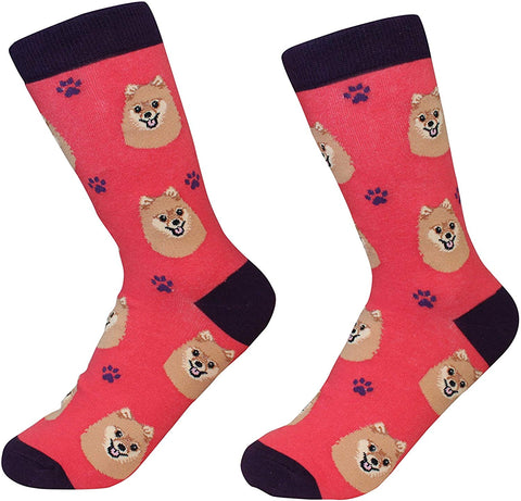 Sock Daddy Breed Socks, Pomeranian