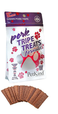 Pork Tripe Treats for Dogs