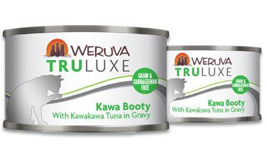 Weruva Kawa Booty With Kawakawa Tuna in Gravy Cat Food