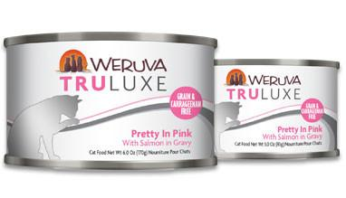 Weruva Pretty In Pink With Salmon in Gravy Cat Food