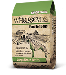 SPORTMiX Wholesomes™ Large Breed Chicken Meal & Rice Formula Dog Food