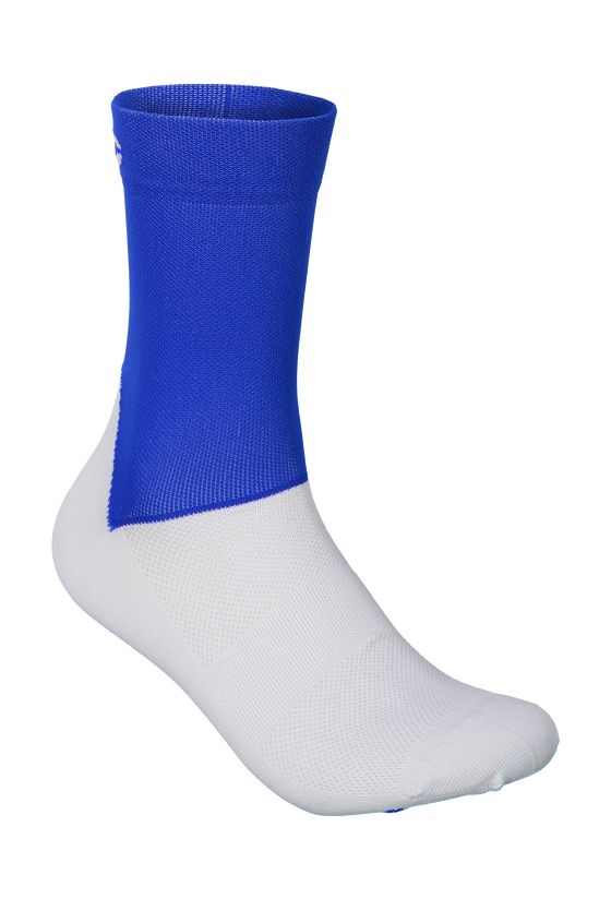 Essential Road Sock Basalt Blue/Hydrogen White