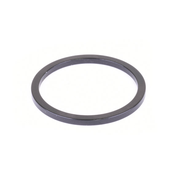 2.5mm Bottom Bracket Spacer - Black  Alloy