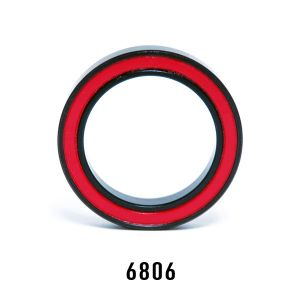 Enduro 6806 ZERO Ceramic Sealed Bearing