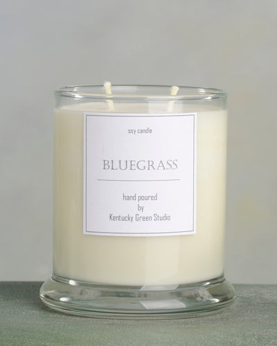 Bluegrass Soy Wax Candles made in Lexington, Kentucky (KY)