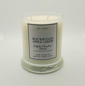 Bourboned Apple Cider Soy Wax Candle