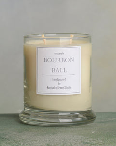 Bourbon Ball Soy Candles made in Lexington, Kentucky (KY)