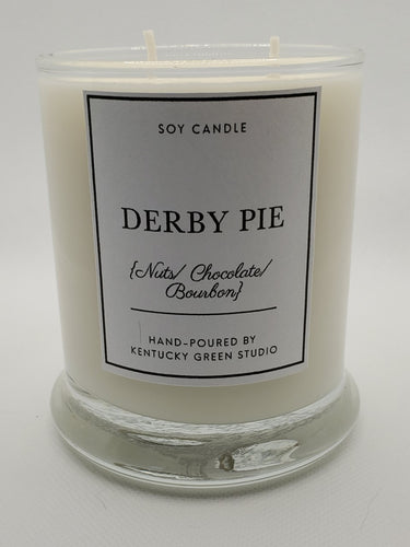 Derby Pie Soy Candle