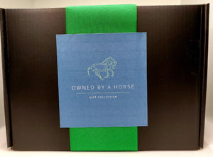 """Owned by a Horse"" Gift Set"