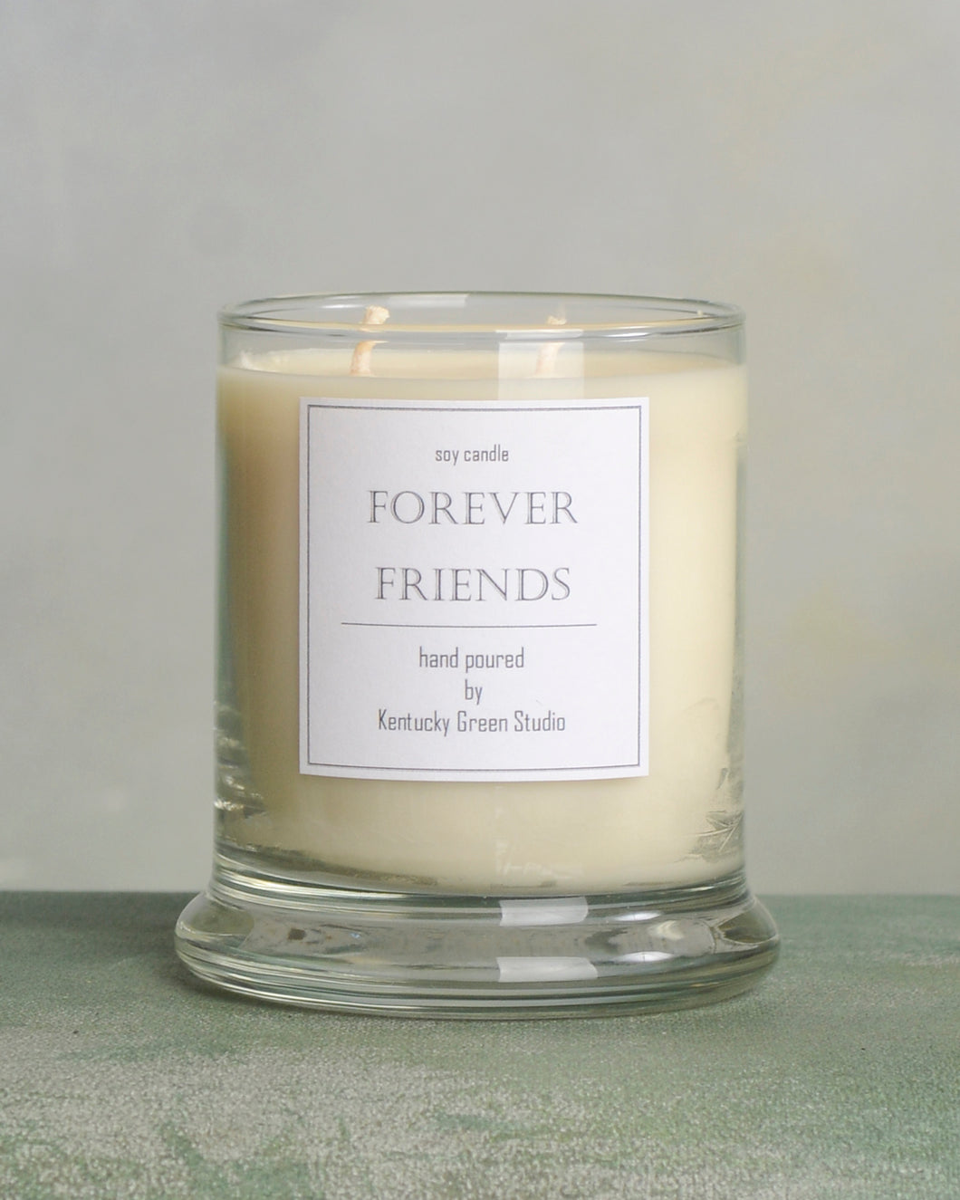 Forever Friends Soy Candles made in Lexington, Kentucky (KY)