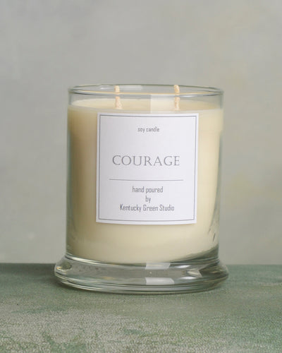 Courage Soy Candle