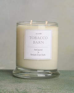 Tobacco Barn Soy Candle