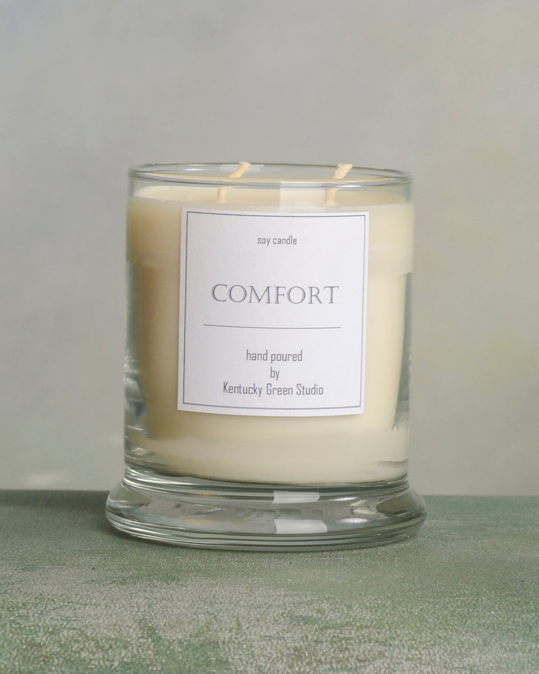 Comfort Soy Candles made in Lexington, Kentucky (KY)