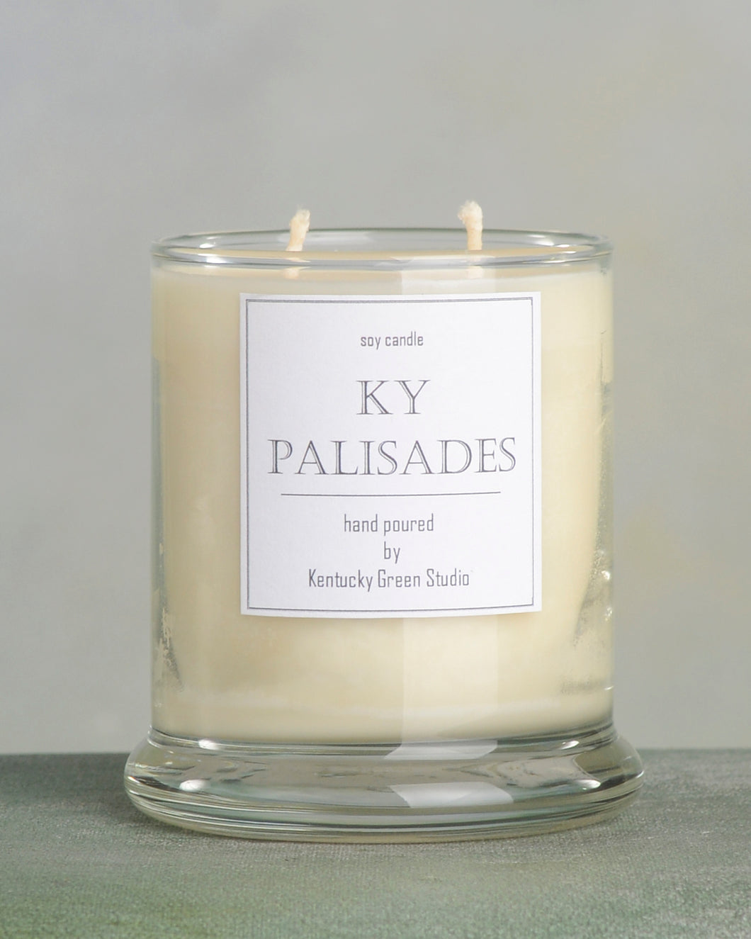 Kentucky Palisades Soy Candles made in Lexington, Kentucky (KY)