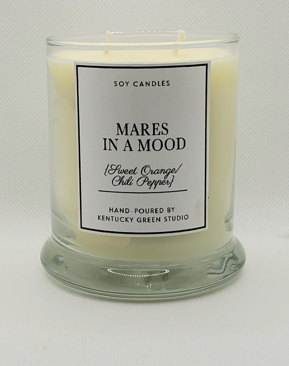 Mares in a Mood Soy Wax Candle