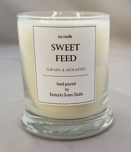 Sweet Feed Soy Candle