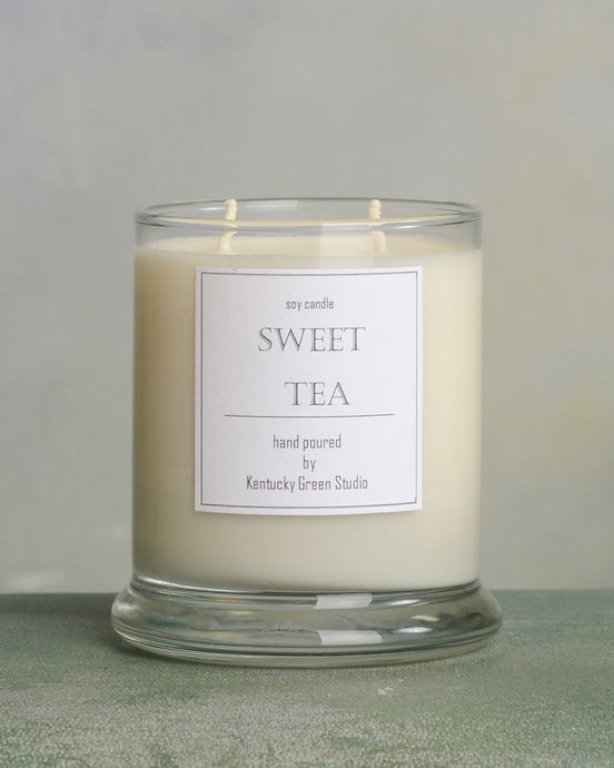 Sweet Tea Soy Candles made in Lexington, Kentucky (KY)