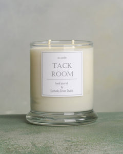 Tack Room Soy Candles made in Lexington, Kentucky (KY)