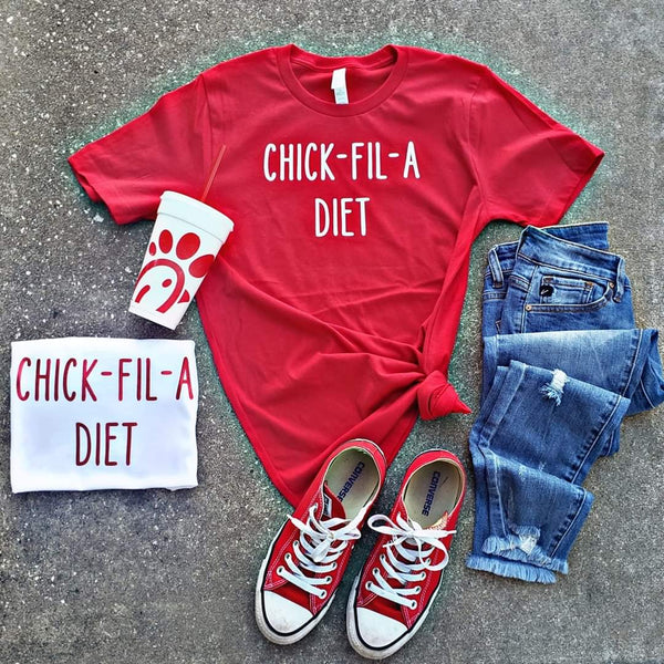 Chick-Fil-A Red Tee