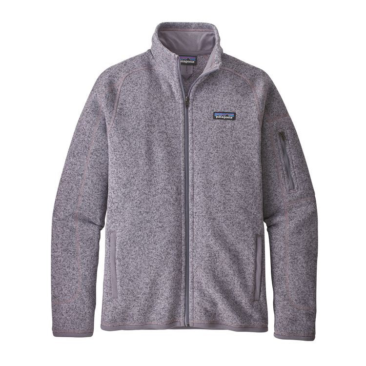 Patagonia Women's Better Sweater Fleece Jacket - Smokey Violet