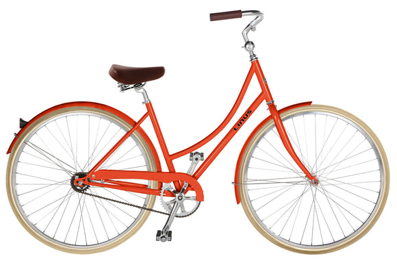 Linus Women's Dutchi One Speed Tangerine IN STORE PICK UP ONLY