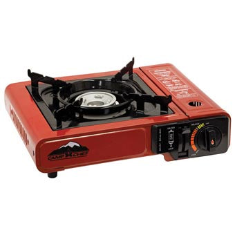 Camp Chef Butane One Burner Stove - Trailside Outfitter