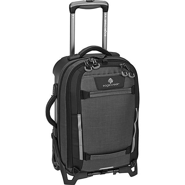 Eagle Creek Morphus International Carry-On-Asphalt Black - Trailside Outfitter