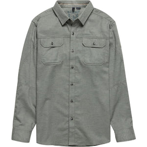 KUHL Men's Shiftr Button Front LS Shirt - Moonstone