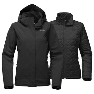 The North Face Women's Carto Triclimate Jacket - Black