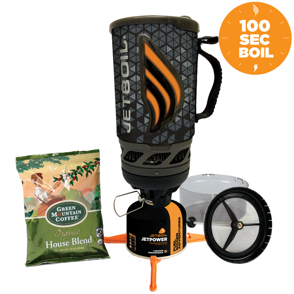Jetboil Flash Java Kit - Trailside Outfitter
