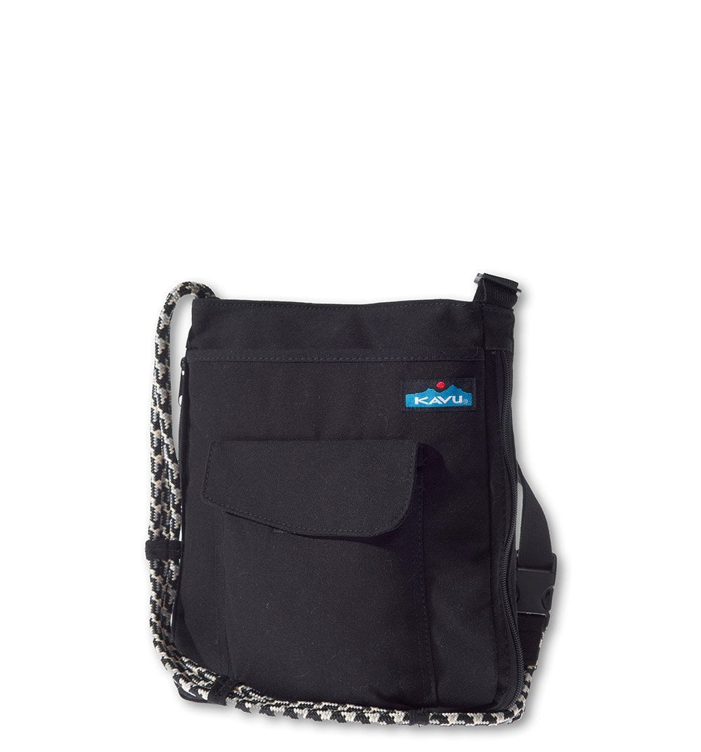 Kavu Sidewinder Bag-Black