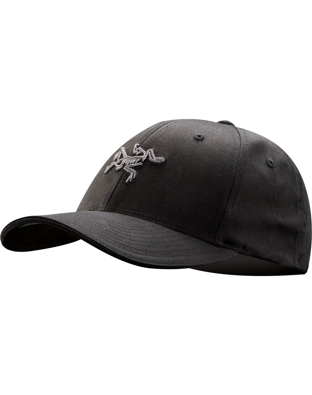 Arc'teryx Embroidered Bird Cap / Black
