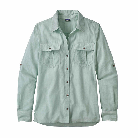 Patagonia Women's Lightweight A/C Buttondown Shirt  -