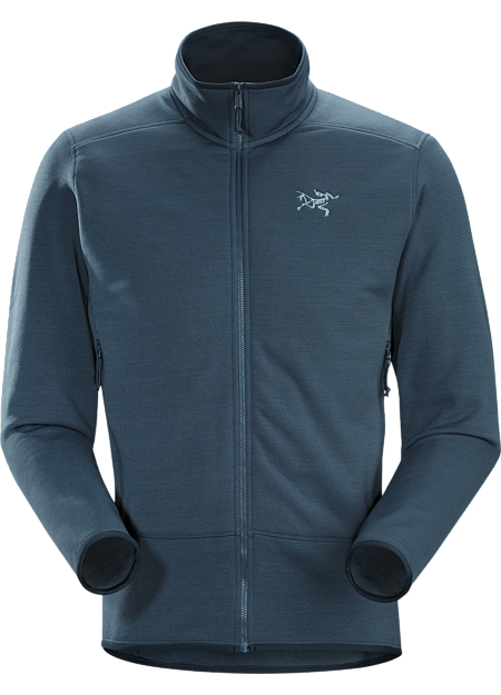Arc'Teryx Men's Kyanite Jacket - Nighthawk - Trailside Outfitter
