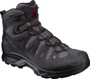 Salomon Men's Quest Prime GTX  Magnet/Black/Red