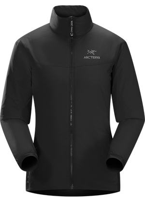 Arc'Teryx Women's Atom LT Jacket - Black - Trailside Outfitter