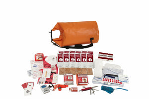1 Person Deluxe Survival Kit (72+ Hours) Waterproof Dry Bag