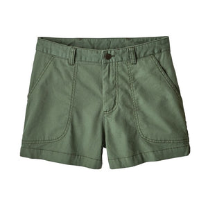 "Patagonia Women's Stand Up Shorts 3"" Inseam - Pesto"