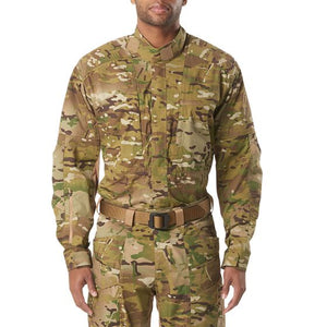 5.11 Tactical XPRT Multicam Tactical Shirt - Trailside Outfitter