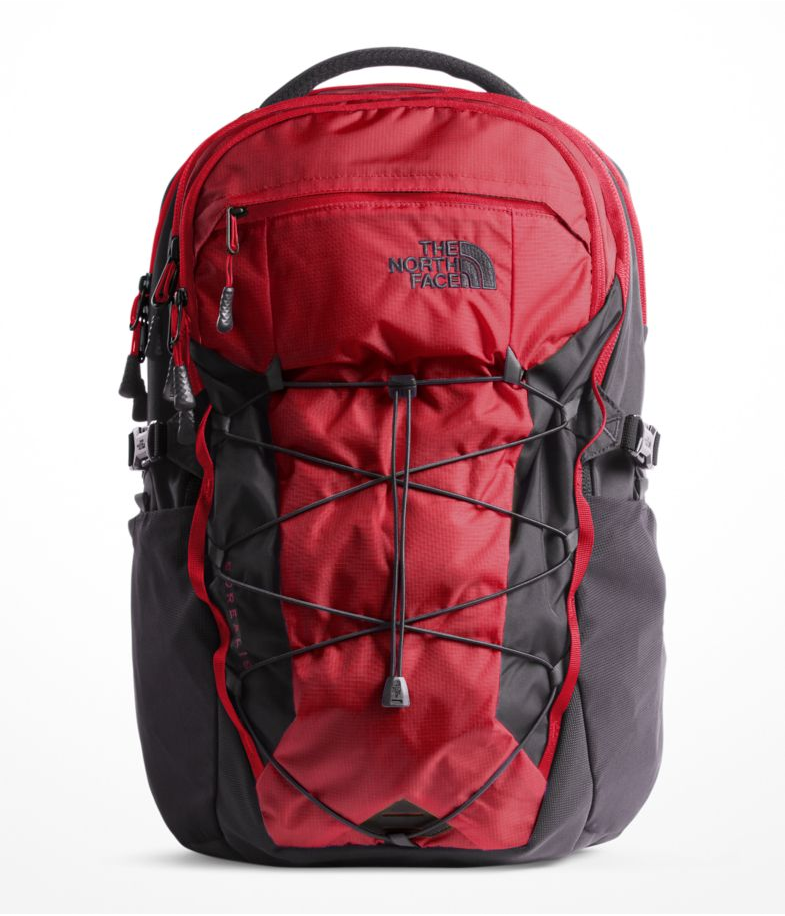 The North Face Borealis Backpack 28L - Rage Red Ripstop