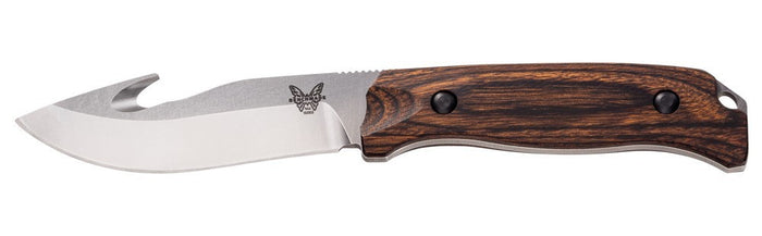 Benchmade Saddle Mountain Skinner w Hook 15003-2