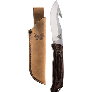 Benchmade Saddle Mountain Skinner w Hook 15003-2 - Trailside Outfitter