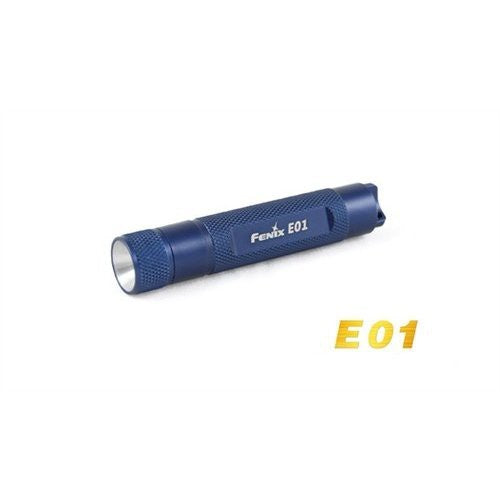 Fenix E01 Max 13 Lumens Flashlight Blue