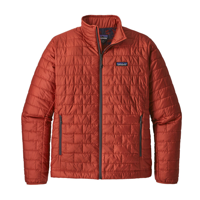 Patagonia Men's Nano Puff Jacket - New Adobe
