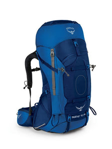 Osprey Aether 70 AG With Daypack Neptune Blue